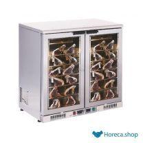 Dry age koelkast 198l