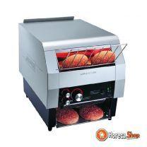 Broodrooster met horizontale band 800 sneden/uur