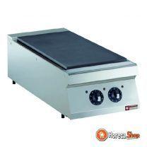 """Elektrisch kookplaat  """"1/2 module"""" -top-"""