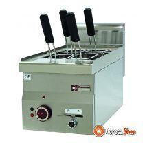 Elektrisch pastakoker, kuip 14 liter -top-