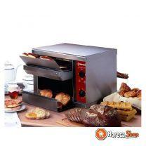 Automatische toaster, 540 toasts/uur