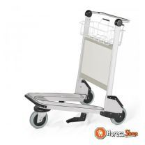 Luchthaven trolley