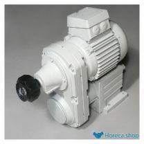 Motor met recht-tandwielaandrijving, 0,25 kw