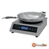 Wok-inductiekoker incl. wok model louisa
